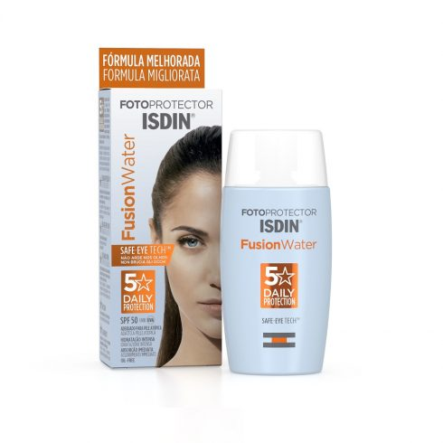 FOTOPROTECTOR Fusion Water SPF50 50ml + FOTOPROTECTOR Fusion Water SPF50 50ml