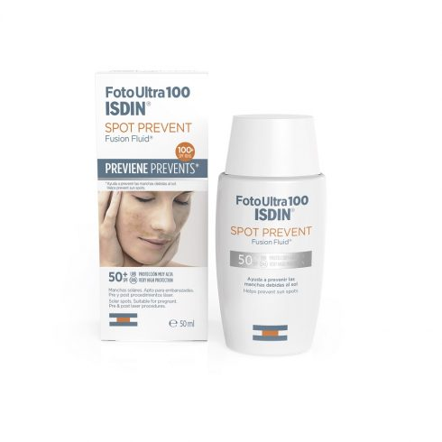 FOTOULTRA 100 Spot prevent Fusion Fluid 50ml + 1 Lotiune micelara Cadou