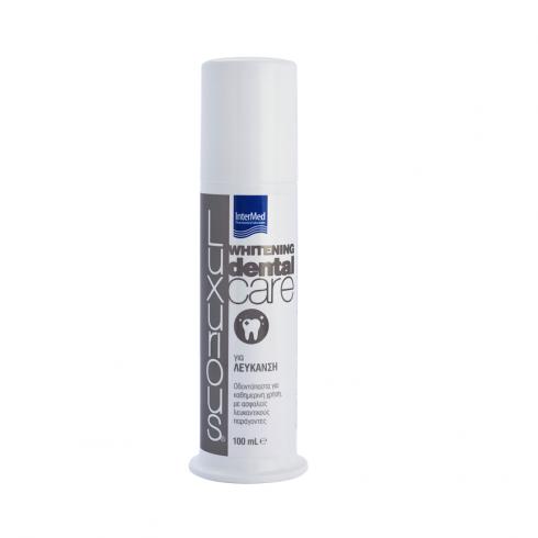 LUXURIOUS® DENTAL CARE WHITENING Pastă de dinți