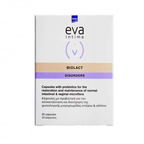 EVA INTIMA Biolact*10 ovule vaginale
