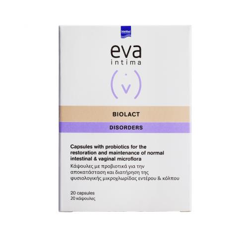 EVA INTIMA Biolact capsule*20 capsule