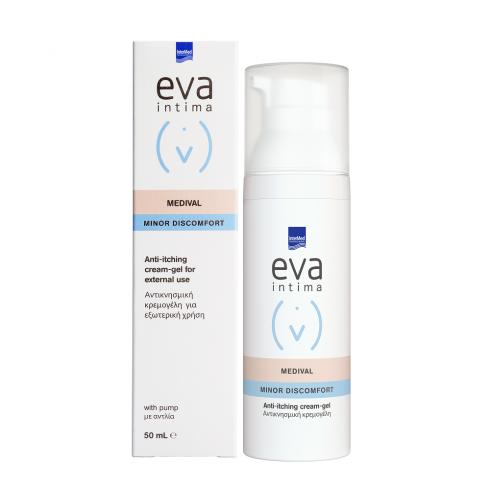 EVA INTIMA Medival Crema-gel anti-prurit*50ml