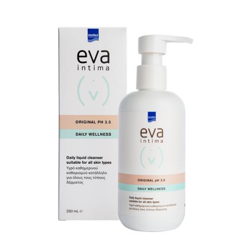 EVA INTIMA Wash Original Gel pentru igiena intima*250ml