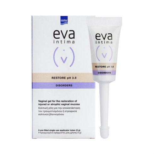EVA INTIMA Restore cu efect cicatrizant*9 aplicatoare vaginale