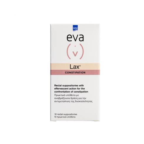 EVA LAX*10 supozitoare