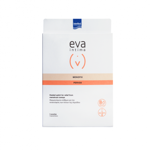 EVA Menofix plasture termic pentru dureri menstruale